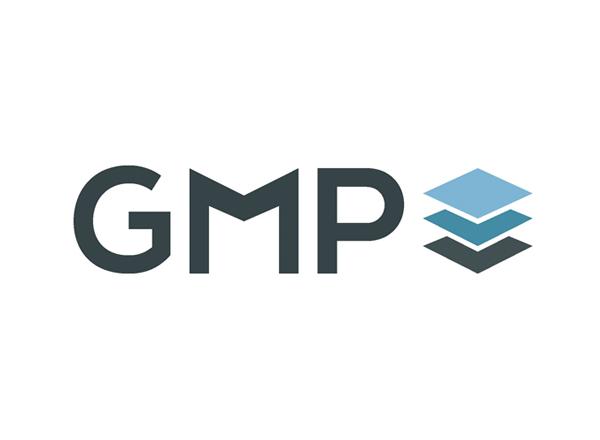 Diseño logotipo GMP AUDITORES